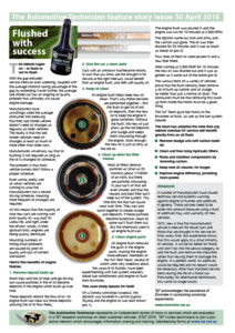 Flushed With Success feature story Issue 50 April 2016